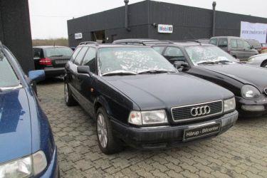 Leasing af Audi 80 2.0 Avant 5d - Leasingbiler.dk