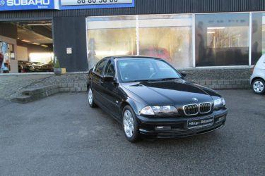 Leasing af BMW 320i 2.0 4d - Leasingbiler.dk