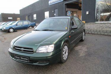 Leasing af Subaru Legacy 2,0 GL-PX 4d grønmetallic - Leasingbiler.dk