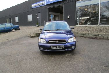 Leasing af Subaru Legacy 2.0 GL-PX 4d - Leasingbiler.dk