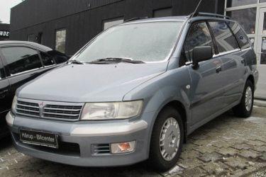 Leasing af Mitsubishi Space Wagon 2.0 GLX 5d - Leasingbiler.dk