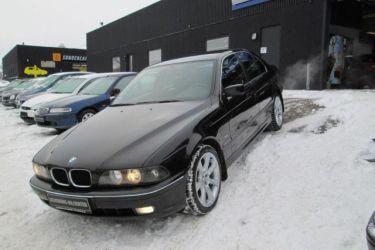 Leasing af BMW 528i 2.8 Steptr. 4d - Leasingbiler.dk