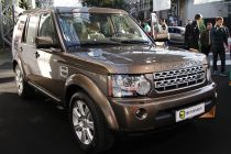 Land Rover Discovery 4 SUV 3.0 TDV6 S